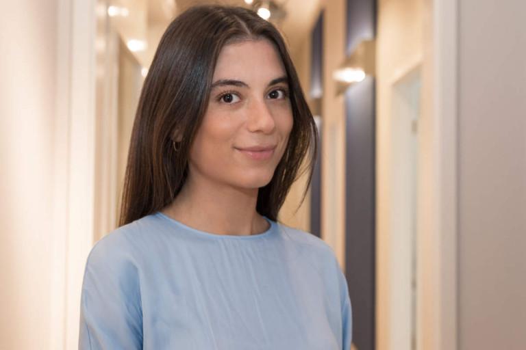 Porträtfoto Ava Evloeva - Steuerfachangestellte
